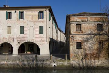 Palazzi storici di Treviso