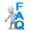 3d Little man has a FAQ