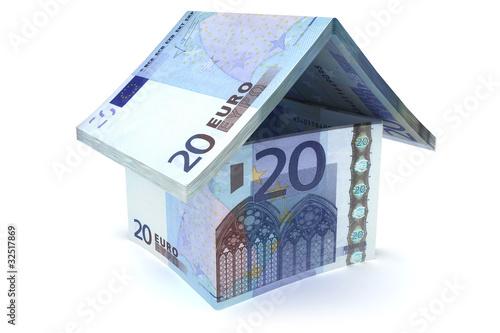20 Euro Haus