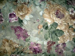 flower fabric texture
