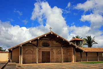 Mision jesuita de San Javier de Chiquitos