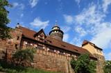 Fototapety Kaiserburg Nürnberg