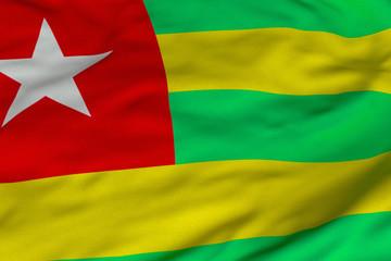 Togolese Flag