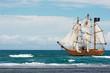 Leinwanddruck Bild - Pirate Ship