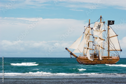 Pirate Ship - 32531244