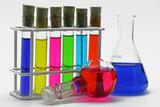 Fototapety chemielabor