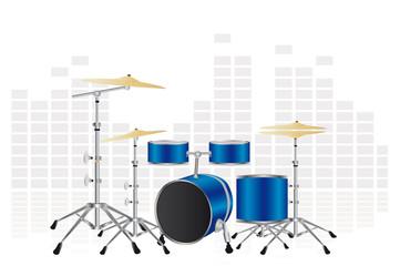 Schlagzeug - drums