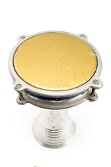 African bongo drum