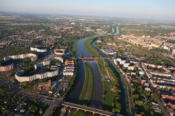 Wrocław most trzebnicki