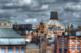 The Metropolitan Cathedral of Liverpool poster