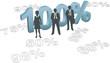 People choose 100 per cent quality effort