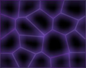 purple cells