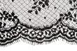 Macro lace texture.