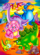 cute dinosaurs