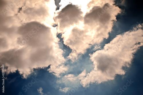 storm clouds - 32555661