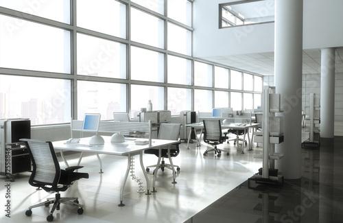 Modern office - 32558846
