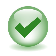 TICK Web Button (next validate submit confirm ok yes go green)