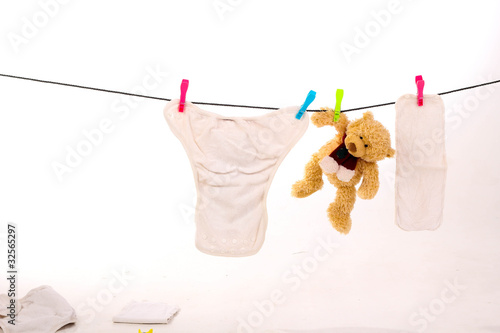 leine windel teddy - 32565297
