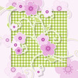 Sfondo con fiori rosa - Pink flower's background