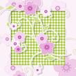 Sfondo con fiori rosa - Pink flower's background