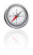 Glossy Compass