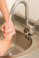 Professional Hand Washing
