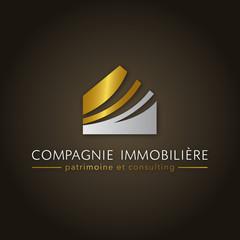 compagnie immobilière logo, entreprise