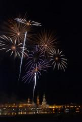 Dresden Elbfeuerwerk