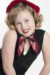Blonde Little Girl Model