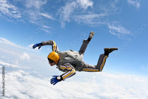 Skydiving photo - 32588626