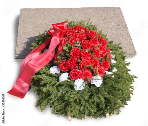 Spruce wreath