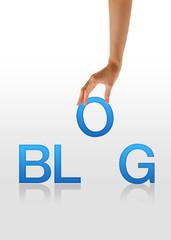 Blog - Hand