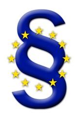 Paragraph EU Sterne