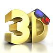 Detaily fotografie 3D film