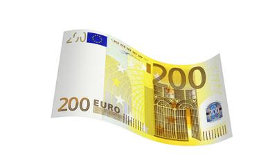200 Euro Geldschein