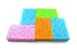 Spugne colorate
