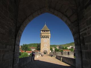 Pont Valentré ; Cahors ; Quercy ; Périgord ; Midi-Pyrénées