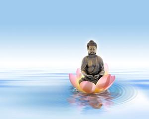Bouddha et Serenite