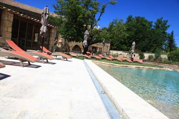 transat et pool house