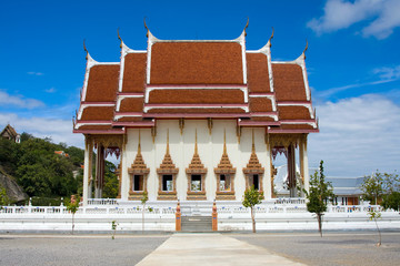 Hua Hin Temple , Thailand .