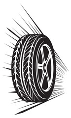 Tyre (Vector wheel)
