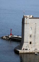 Fort St John (Sv Ivan), Dubrovnik