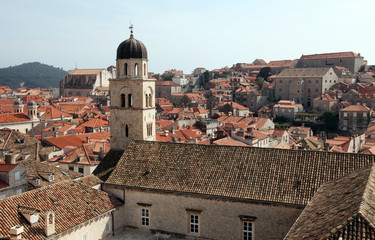 Dubrovnik Old City, Franciscan Monastery, Croatia