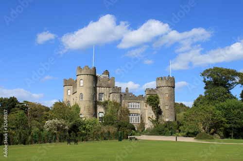 Malahide Castle View