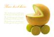 Melon buggy