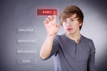 Gefährliche Erreger, aktuell EHEC 2011