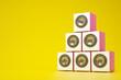 violet speakers - 32645676