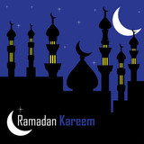 Holy month of Ramadan poster