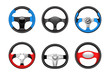 Steering wheel icons