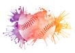 Baseball ball - 32655849